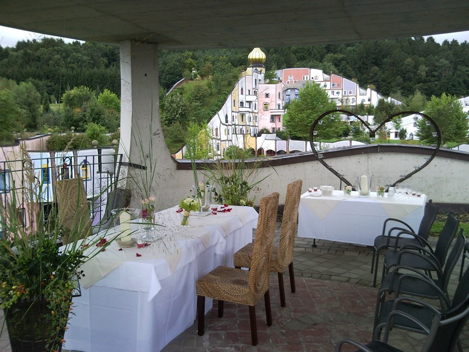 Heiraten in Rogner Bad Blumau