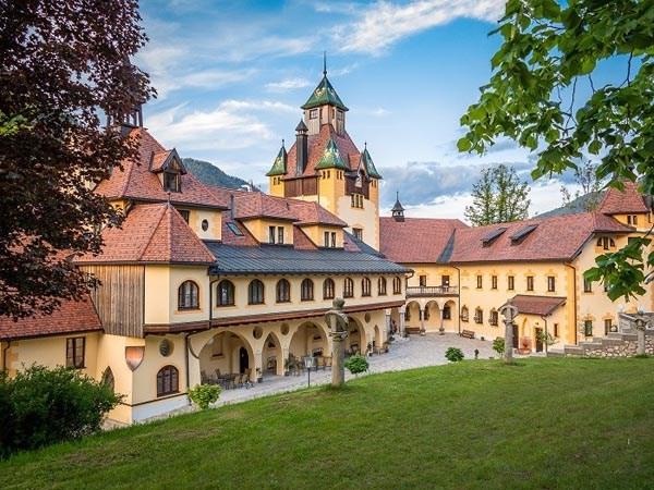 SchloГџhotel Graz