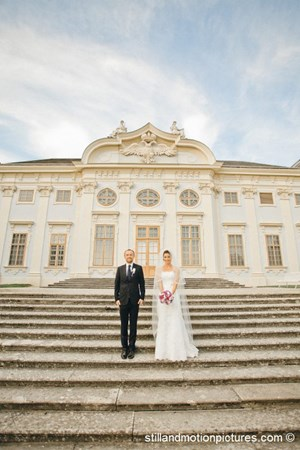 Heiraten - barrierefreie Location - Győr-Moson-Sopron - Heiraten im Schloss Halbturn im Burgenland.