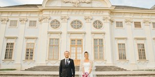 Heiraten - Kapelle - Burgenland - Schloss Halbturn