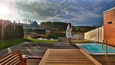 Hochzeitslocation: Wellness ganz Privat! 