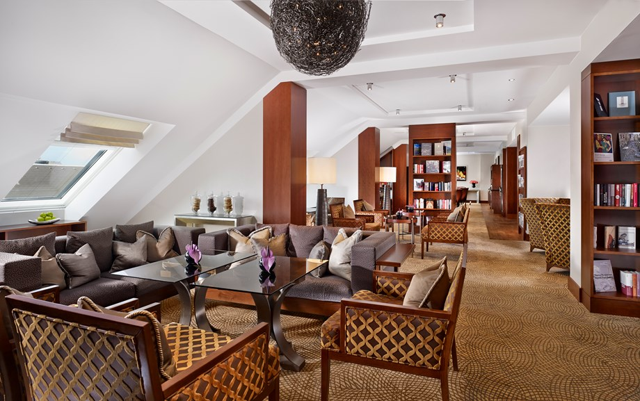 Hochzeitslocation: Cloub Lounge - The Ritz-Carlton, Vienna