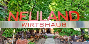 Heiraten - barrierefreie Location - Wien - Döbling - Restaurant Neuland