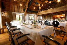 Heiraten - Art der Location: ausgefallene Location - Pongau - Laudersbach's Event-Stadl