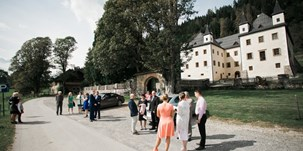 Heiraten - barrierefreie Location - Pongau - Schloss Höch