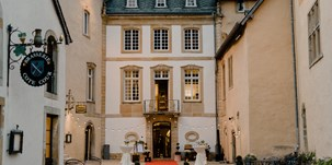 Heiraten - Art der Location: Eventlocation - Luxembourg / Land der roten Erde - Château de Bourglinster
