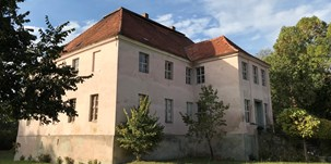 Heiraten - Art der Location: privates Anwesen - Brandenburg Süd - Schloss Schacksdorf