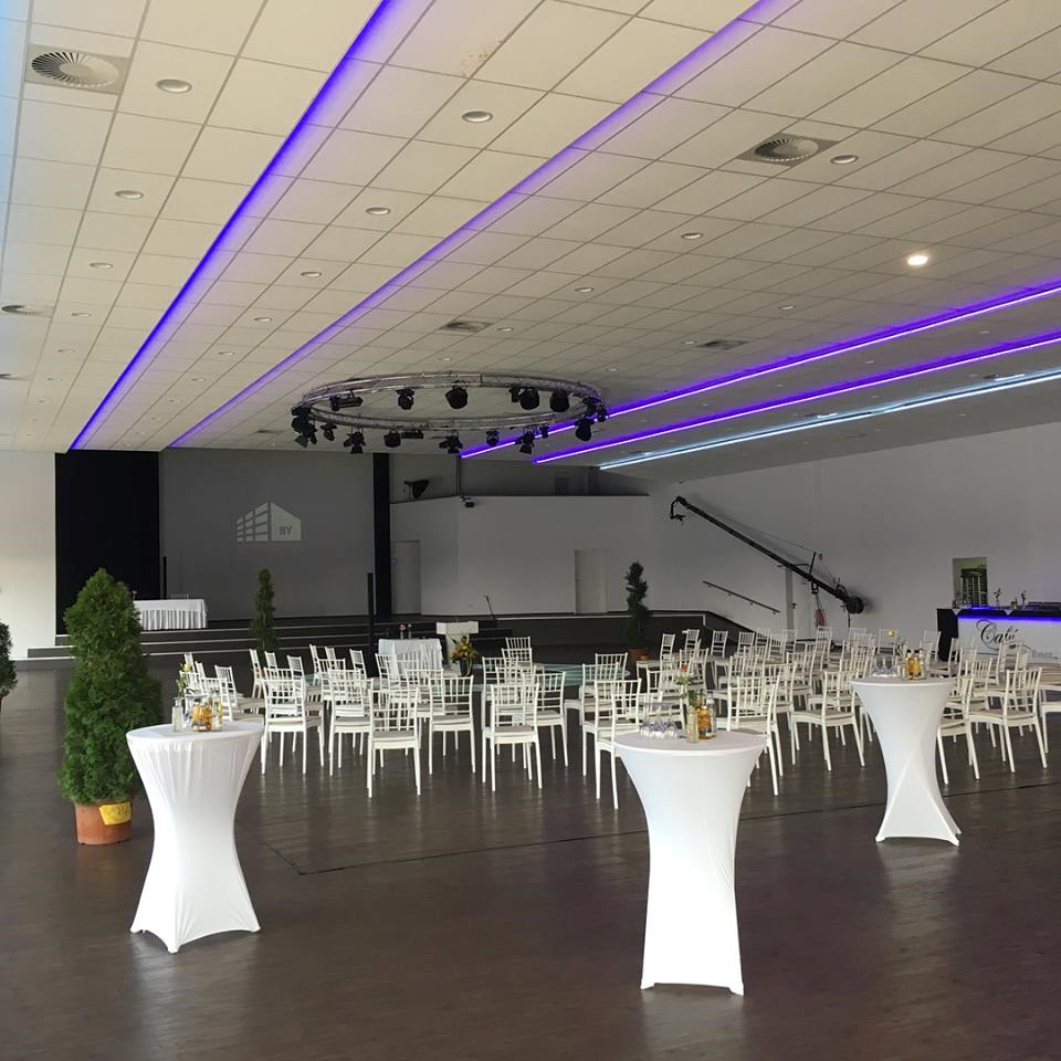 Hochzeitslocation: BY-Eventcenter