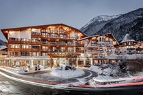 Hochzeitslocation - Das Central - Alpine . Luxury . Life