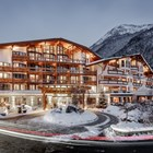 Heiraten: Das Central - Winteraufnahme - Das Central - Alpine . Luxury . Life