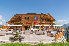 Heiraten - barrierefreie Location - Zillertal - Berggasthof Platzlalm