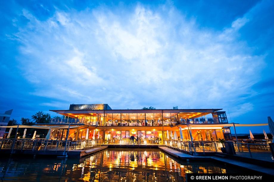 Katamaran rust  Seerestaurant Katamaran | Hochzeitslocation in Österreich