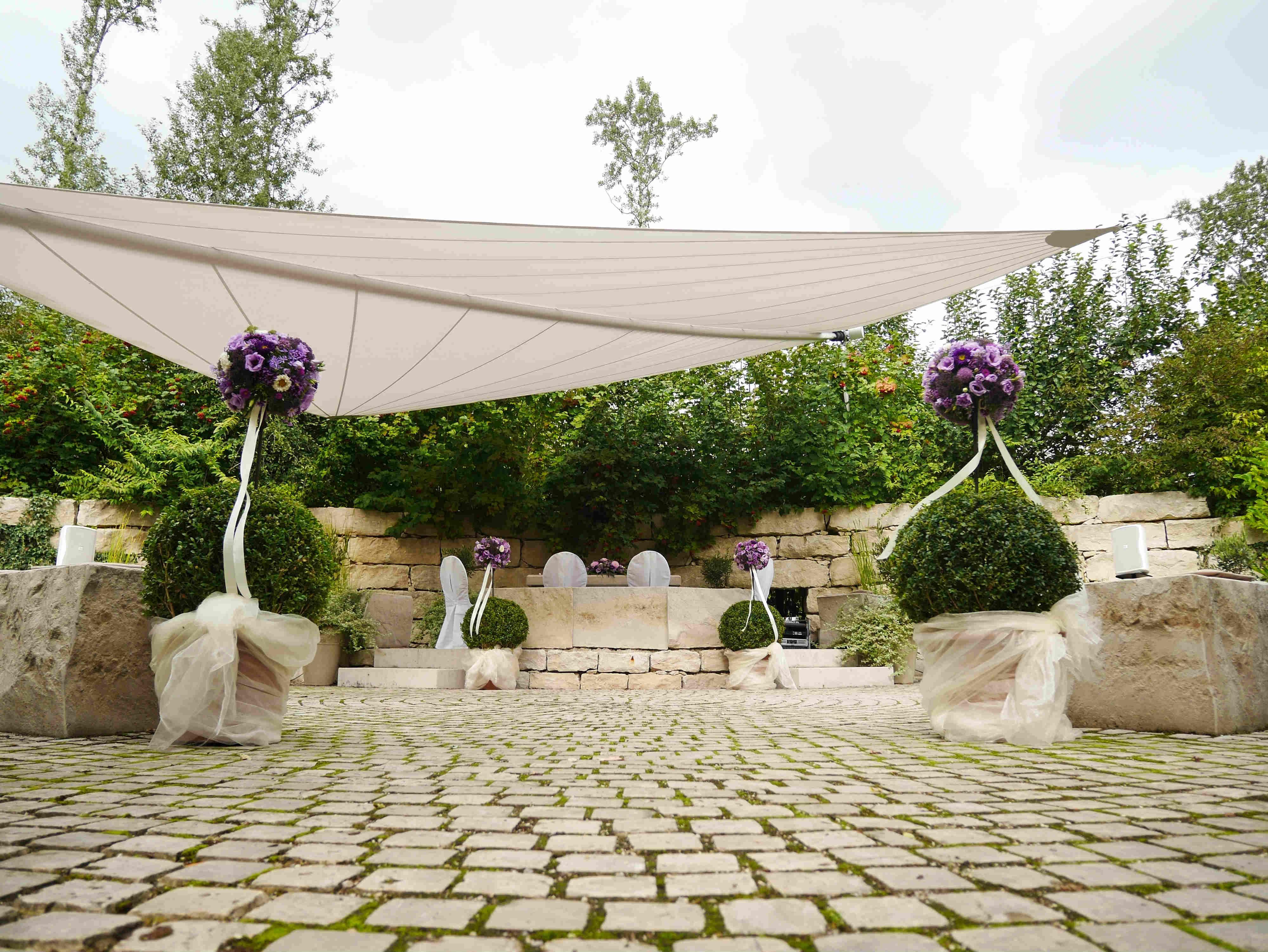 Hochzeitslocation: DIE GARTEN TULLN