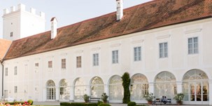 Heiraten - barrierefreie Location - Schloss Ennsegg Georgenbergsaaal