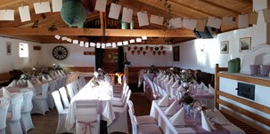 Heiraten - Art der Location: Alm - Tiroler Unterland - Arzler Alm