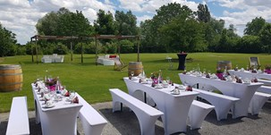 Heiraten - Art der Location: Fabrik - Straub Catering