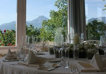 Heiraten - Art der Location: Restaurant - Faakersee - Hotel Karnerhof