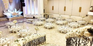 Heiraten - Ruhrgebiet - Le Palais Krefeld - Festsaal in NRW