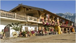 Heiraten - barrierefreie Location - Tiroler Oberland - Postkutscherhof Axams