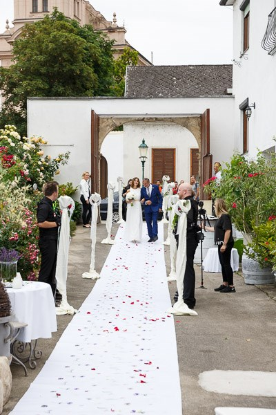 Himmelblau Rust Hochzeit Im Vintage Haus Hochzeitslocation In