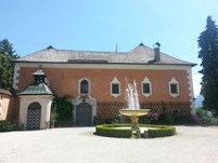 Heiraten - Art der Location: Eventlocation - Naturarena - Schloss Wasserleonburg