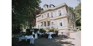 Heiraten - barrierefreie Location - Rheinland-Pfalz - Villa Kalles