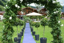 Heiraten - Art der Location: Hotel - Pinzgau - Der Schwarzacher
