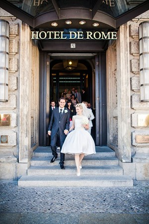 Heiraten - barrierefreie Location - Berlin - Rocco Forte Hotel de Rome