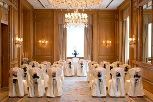 Heiraten - barrierefreie Location - Berlin - Trauung Salon Langhans - Regent Berlin