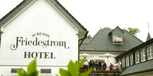 "Heiraten - barrierefreie Location - Niederrhein - Hotel ""Schloss Friedestrom"""