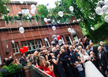 Heiraten - Preisniveau: €€ - Hamburg-Stadt - Georgie Kongresse & Events
