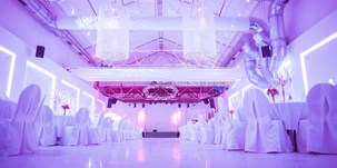 Heiraten - Art der Location: Fabrik - THE ADDRESS - Exclusive Events