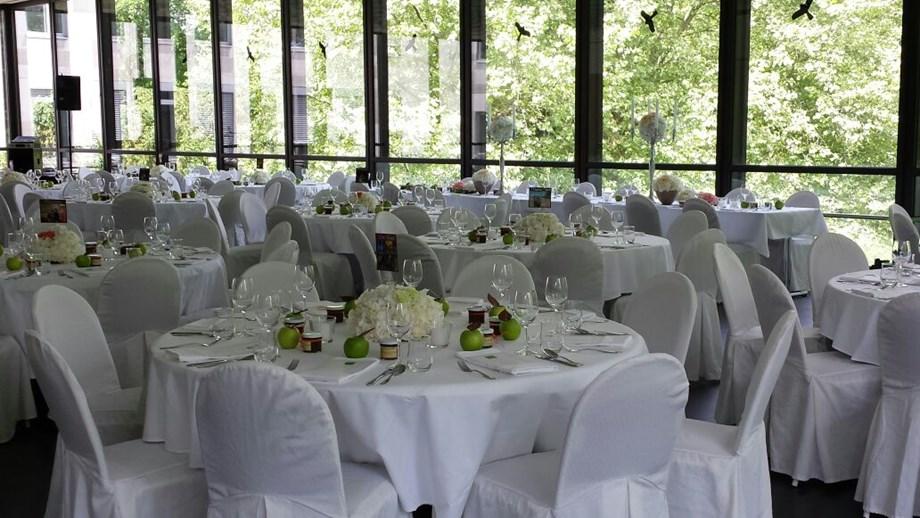 Parkside | Hochzeitslocation in Regensburg, Deutschland