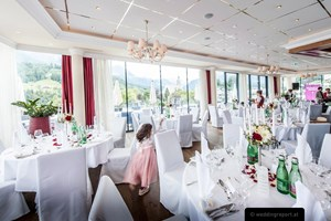 Heiraten - Hotel - Königssee - Feiern Sie Ihre Hochzeit im Hotel Edelweiss Berchtesgaden in Bayern. 