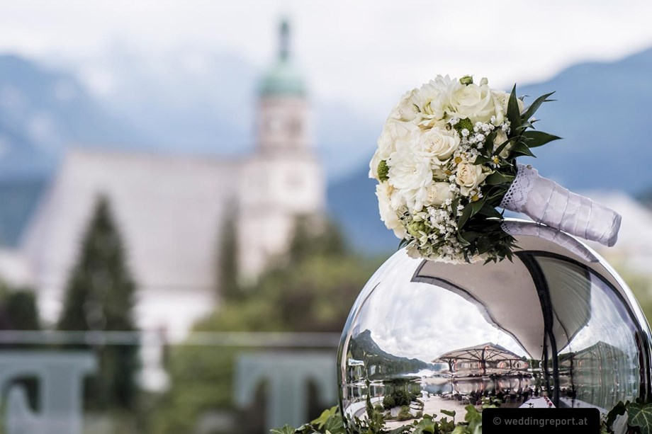 Hochzeitslocation: Feiern Sie Ihre Hochzeit im Hotel Edelweiss Berchtesgaden in Bayern. 