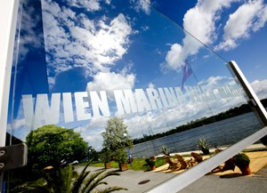 Heiraten - barrierefreie Location - Wien - Leopoldstadt - Marina Wien - the place to be  - Marina Restaurant
