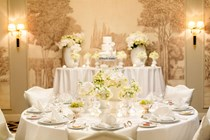 Hochzeitslocation: Romantic Winter Wedding, (c) Melanie Nedelko - Hotel Bristol Vienna