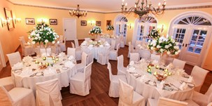 Heiraten - barrierefreie Location - Anif - ****Hotel Schlosswirt zu Anif
