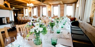 Heiraten - Art der Location: Alm - Tiroler Unterland - Maierl-Alm und Chalets