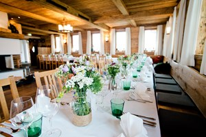 Heiraten - Eventlocation - Kitzbühel - Maierl-Alm und Chalets
