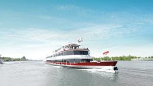 Heiraten - barrierefreie Location - Wien - Leopoldstadt - Flaggschiff - MS Admiral Tegetthoff - DDSG Blue Danube