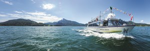 Heiraten - barrierefreie Location - Mondsee - Mondsee Schifffahrt Hemetsberger