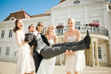 Heiraten - barrierefreie Location - Pressburg - Art Hotel Kaštieľ