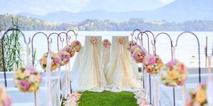 Romantische Hochzeit In Der Schweiz Romantik Hochzeit Ausblick