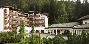 Heiraten - barrierefreie Location - Rheintal / Flims - Arabella Hotel Waldhuus Davos