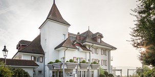 Heiraten - Art der Location: Wintergarten - Nordwestschweiz - Hotel Restaurant Bellevue am See
