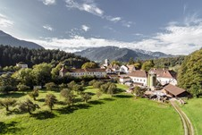 Heiraten - Art der Location: Weingut/Heuriger - Rheintal / Flims - Event Schloss Reichenau