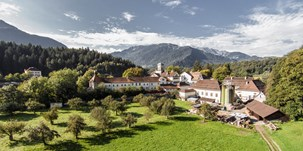 Heiraten - Art der Location: Scheune - Rheintal / Flims - Event Schloss Reichenau