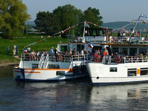 Heiraten - Eventlocation - Nordrhein-Westfalen - Fahrgastschiff Flotte Weser