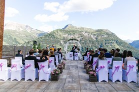 Heiraten - in den Bergen - Arlberg - Hotel Goldener Berg & Alter Goldener Berg